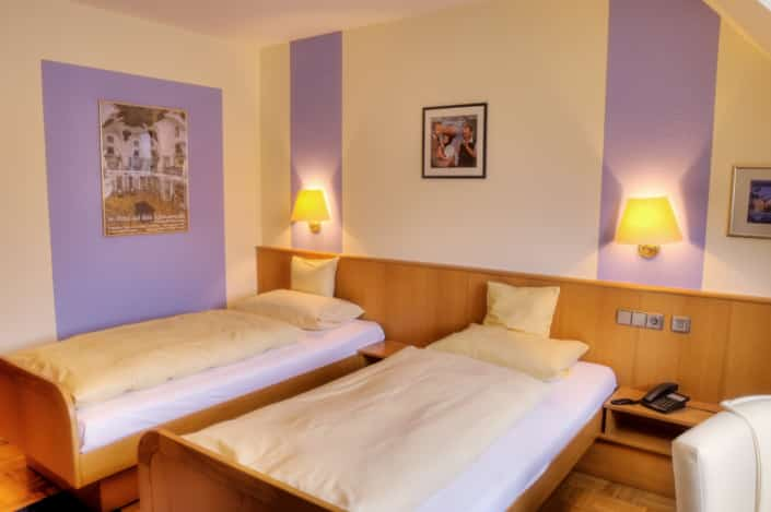 Hotelzimmer Schwarzwald