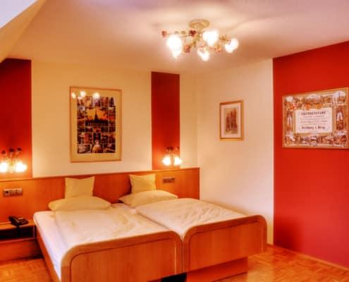 Zähringerzimmer Hotel im Schwarzwald