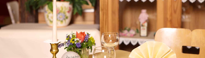 Gemütliche Gasträume Donaueschingen Hüfingen
