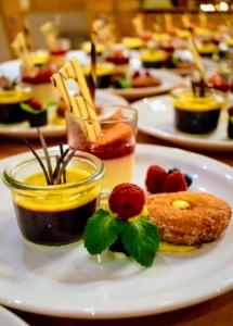 dessertvariationen gourmetmenue 215x300 - Speisekarte Restaurant Lindenhof