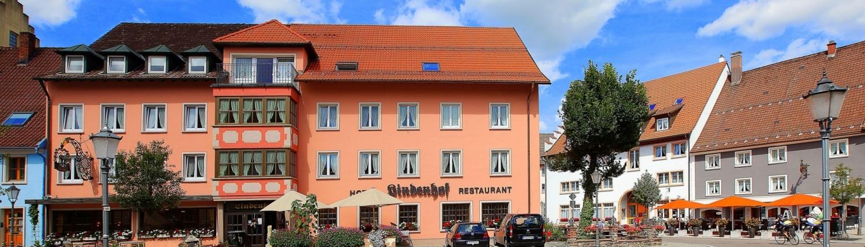 Hotel Lindenhof im Schwarzwald Titelbild