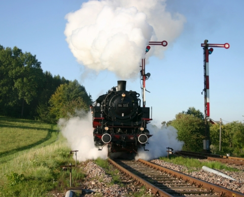 sauschwaenzlebahn in fahrt 495x400 - Black Forest Hotel for Tour Groups