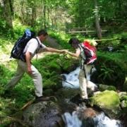 Wandern Wutachschlucht Schwarzwald