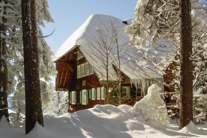 Schwarzwaldhof Winter