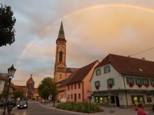 Kirchturm Bräunlingen Stadttor