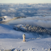 Schwarzwald Winter Feldberg