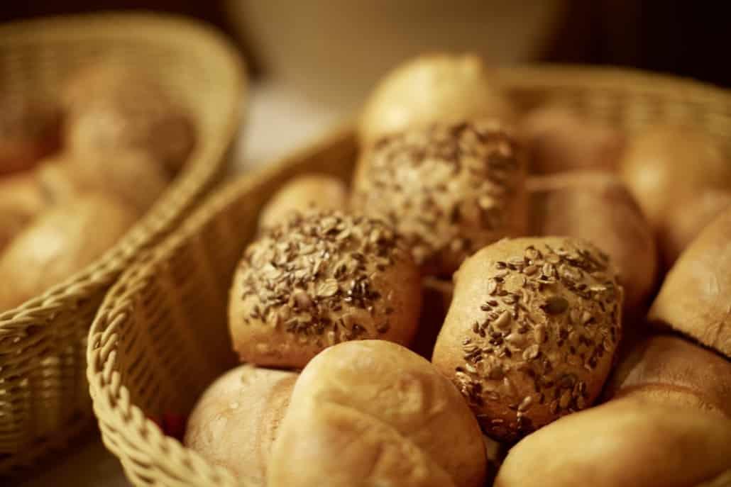 Brot frisch aus der Bäckerei in Bräunlingen
