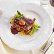 Gourmet Menü Restaurant Lindenhof Donaueschingen