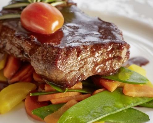 gourmet menue im schwarzwald 495x400 - Speisekarte Restaurant Lindenhof