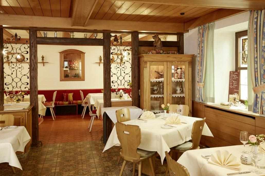 Trachtenstüble Restaurant Lindenhof Bräunlingen bei Hüfingen