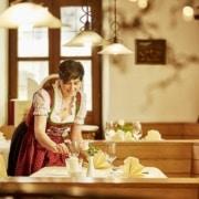 Unser schönes Restaurant und unsere feine Küche werden Sie begeistern