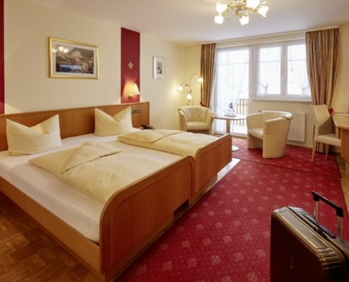 zimmer im hotel bei donaueschingen 495x400 - Hotel Restaurant Lindenhof Donaueschingen Bräunlingen