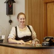 Herzlicher Empfang im Hotel Lindenhof
