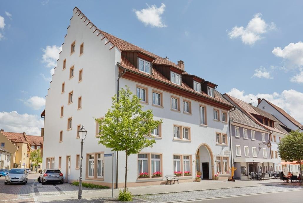 Gästehaus Hotel Lindenhof bei Donaueschingen