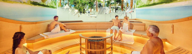 badeparadies sauna 1500x430 - Wellness im Schwarzwald - Hotel Lindenhof