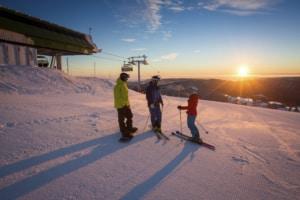 sunrise on feldberg 300x200 - Neue Winterpauschale - Winter im Schwarzwald