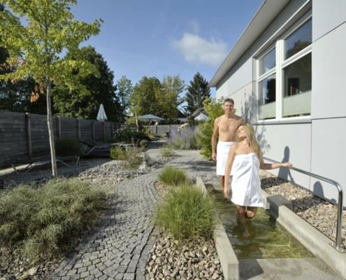 Wellness im Schwarzwald - Aquari Hüfingen
