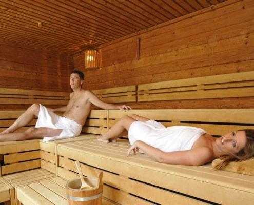 Wellness im Schwarzwald - Aquari Hüfingen Sauna