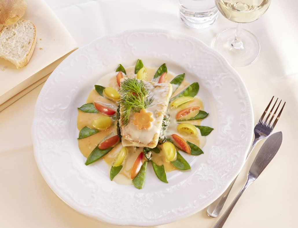 Gourmet Küche im Restaurant Lindenhof Donaueschingen