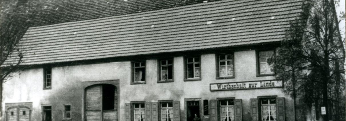 Geschichte des Hotel Lindenhof