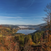 view to the lake Titisee