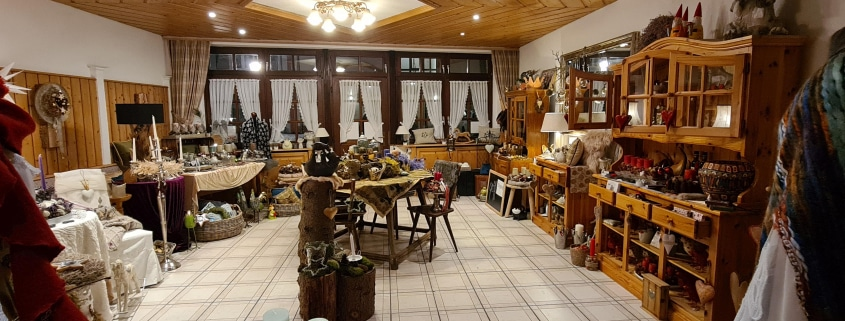 boutique 845x321 - Aktuelle Situation - Hotel und Restaurant geöffnet!