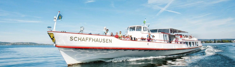 Startseite  Schiff mieten Flotte cSchweizerische Schifffahrtsgesellschaft Untersee und Rhein 1500x430 - DreiWelten Card